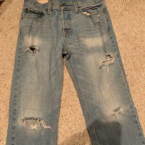Hollister Men's Jeans 31W 34L